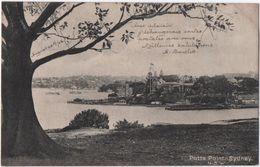 Potts Point, Sydney.  N.S.W. - Sydney