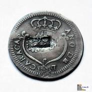 Venezuela-Caracas-1/4 Real-1817- Countermark Of Sumenep (Island Of Madura) - Venezuela