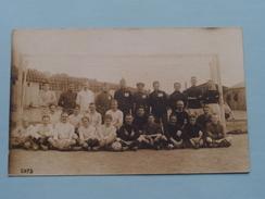 GÖTTINGEN 16-11-1917 ( Jos Claeys > Block ) KAMP / CAMP ( Voetbal ) - ( Zie Foto's ) ! - Documents
