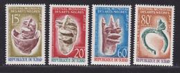 TCHAD N°  119 à 122 ** MNH Neufs Sans Charnière, TB  (D0858) - Tschad (1960-...)