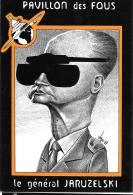 ILLUSTRATEUR.  BERNARD VEYRI....  LE GENERAL JARUZELSKI...TBE.....1987...200   EXPL.. - Veyri, Bernard