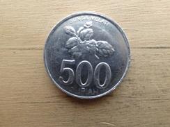 Indonesie  500  Rupiah  2003  Km59 - Indonesia
