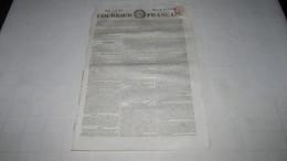 GRECE - GUERRE D'INDEPENDANCE - CIRCULAIRE DU PRESIDENT DE LA GRECE , CAPO-D'ISTRIAS / GOUVERNEUR KAPODISTRIAS  - 1828. - Journaux - Quotidiens