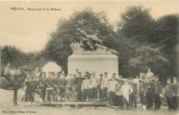 VERDUN MONUMENT DE LA DEFENSE - Verdun