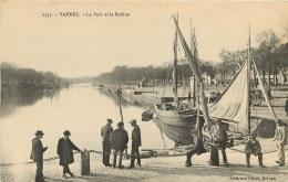 VANNES LE PORT ET LA RABINE  COLLECTION VILLARD - Vannes