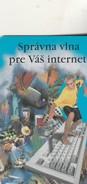 INTERNET - Slovaquie