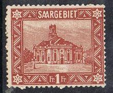SARRE N°95 N* - Unused Stamps