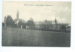Aywaille St Roch Hôtel Eglise Séminaire - Aywaille