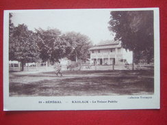 SENEGAL - KAOLACK - LE TRESOR PUBLIC - - Sénégal