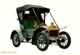 AUTOMOBILE  DARRACQ 1906 ANASTASIE - Voitures De Tourisme