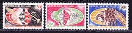 MALI N°   85 à 87 ** MNH Neufs Sans Charnière, Poissons, TB  (D0870) - Mali (1959-...)
