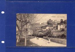 ##(YEL)-Italia - Paliano (Frosinone) - Viale Garibaldi - Usata 1917 - Frosinone