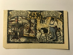Allemagne Notgeld Brakel 50 Pfennig - [ 3] 1918-1933 : Weimar Republic