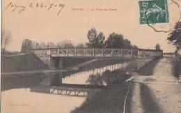 POGNY              LE PONT DU CANAL - Autres Communes