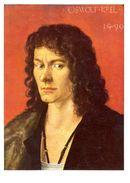 Allemagne - München - Albrecht Dürer - Oswolt Krel - Portrait Of A Young Man - Alte Pinakothek - Nº 2579 - 3842 - München