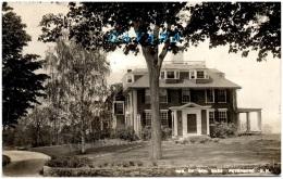 NH - Residence Of Governor Bass - PETERBOROUGH - Etats-Unis