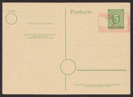Lokal Nach 45, Hannover: Überdruckausgabe, Gute Erhaltung, PB03, * - Bizone