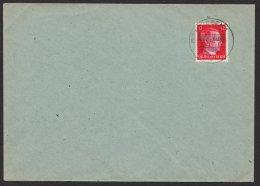 Lokal Nach 45, Meißen: Blankobrief, Stempel, 18.6.46, Mi- Nr. 9 - Sowjetische Zone (SBZ)