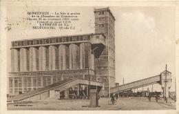 DUNKERQUE  LE SILO A GRAINS DE LA CHAMBRE DE COMMERCE - Dunkerque