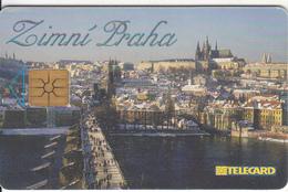 CZECH REPUBLIC - Praha, 12/98, Used - Landschappen
