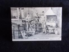 Lille . Institut Catholique D ' Arts Et Métiers .La Machine à Mouler  . Avant 1903. Voir 2 Scans . - Lille