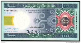 MAURITANIA   : Banconota 1000 Ouguiya - P13b - 2006 - UNC - Mauritania