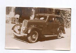Peugeot 301D.  Carte Photo. - Passenger Cars