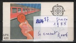 87   --grece Le Carnet De De1988 - 1988