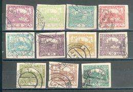 TCHECOSLOVAQUIE ; 1918-1920 ; Y&T N°; Lot : 01 ; Oblitéré - Czechoslovakia