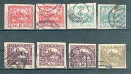 TCHECOSLOVAQUIE ; 1918-1920 ; Y&T N°; Lot : 03 ; Oblitéré - Czechoslovakia