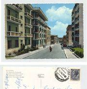 Matera - Via Generale Passarelli - Viaggiata 1961 - Matera