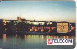 CZECH REPUBLIC - Prague, 05/95, Used - Paesaggi