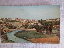 Constantine ; Oued Rhumel Et Route De Batna ; Cachet Militaire - Maroc