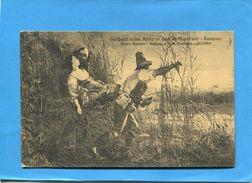 RAVENNA-Garibaldi Salva Anita---a Voyagé En 1915- -édition Lavagna - Ravenna