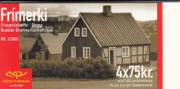 Iceland 2000 Booklet Of 4 Scott #909a 75k Fire Pumper - Carnets