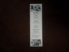 ANCIEN MARQUE PAGE  / PUB   /  ASBL REVERS  LIEGE - Marque-Pages