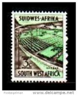 SOUTH WEST AFRICA, 1963, Mint Hinged Stamp(s),  Hardop Dam 319, #900 - South West Africa (1923-1990)