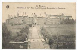 Heverlee Leuven - Heilig Hartinstituut / Pensionnat Du Sacré Coeur Circa 1910-1920 - Leuven