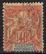 Guadeloupe N° 36 - Guadeloupe (1884-1947)