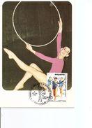 Gymnastique ( CM D'Espagne De 1985 à Voir) - Gymnastics