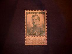 COB/OBP 114 - XX - 40c Vert / Groen - 1912 Pellens