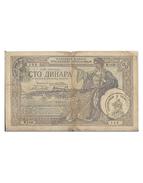 100 Dinari - Montenegro - [ 6] Kolonies