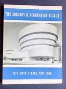 Arte - The Solomon R. Guggenheim Museum - 1071 Fifth Avenue, New York - Libri, Riviste, Fumetti