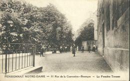 25 - Besançon - Pensionnat Notre-Dame - La Première Terrasse - Besancon