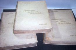Arredamento Accessori Moda - Les Accessoires Du Costume E Du Mobiler 1^ Ed. 1928 - Libri, Riviste, Fumetti