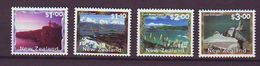 NZ - 2000 Tourist Attractions 4v - Mint** - Nuova Zelanda
