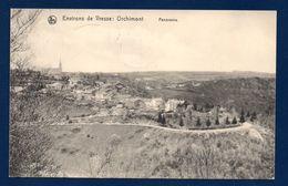 Orchimont (Vresse Sur Semois). Panorama Avec L' église Saint-Martin. 1912 - Vresse-sur-Semois