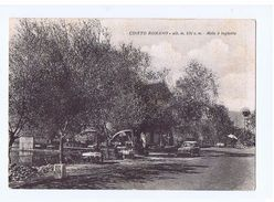 CINETO ROMANO ( ROMA ) MOLO E LAGHETTO - EDIZ. LIANI - 1968 ( 1026 ) - Italia
