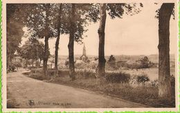 Villance - Route De Libin - Pas Circulé - Edit. C. Mahoux Lejeune, Villance - Libin