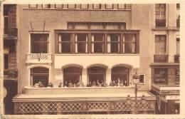 """BRUXELLES - """"Aux Armes Des Brasseurs"""" - On Y Boit La Gamme Des Bières Wielemans - Cafés, Hotels, Restaurants"""